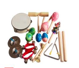 幼儿园打击乐器