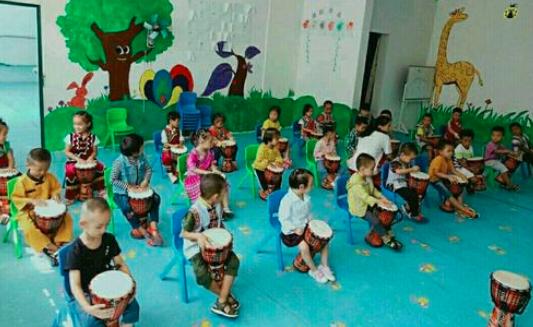 非洲鼓基础教学
