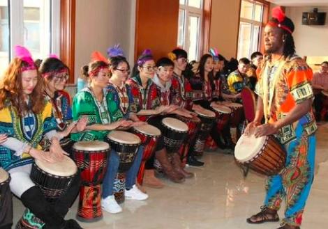 非洲鼓基本节奏