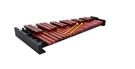 木琴怎么敲