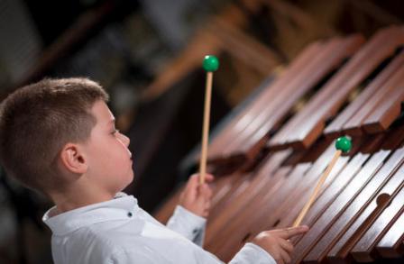 儿童弹木琴的好处