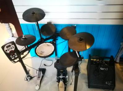 电子鼓的种类