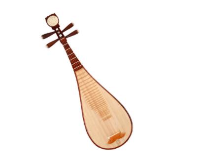 琵琶的基本构造