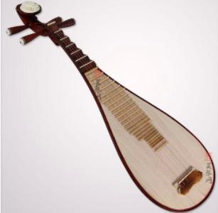 琵琶的轮指演奏方法