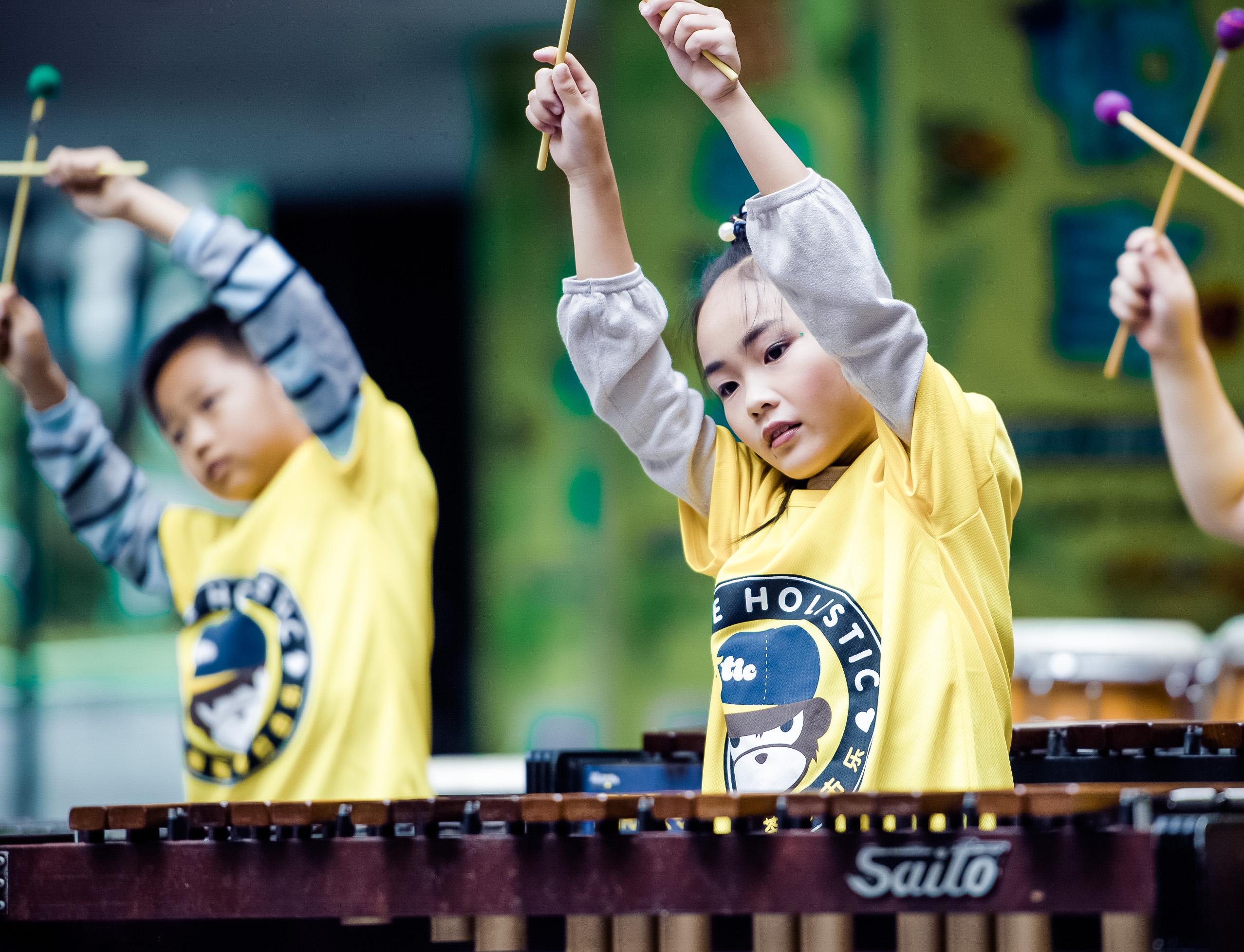 儿童学习音乐的好处