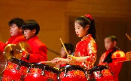 打击乐是儿童最好的音乐启蒙