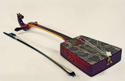 马头琴的传统造型