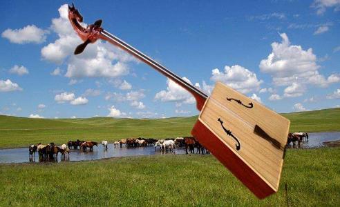 马头琴演奏大师