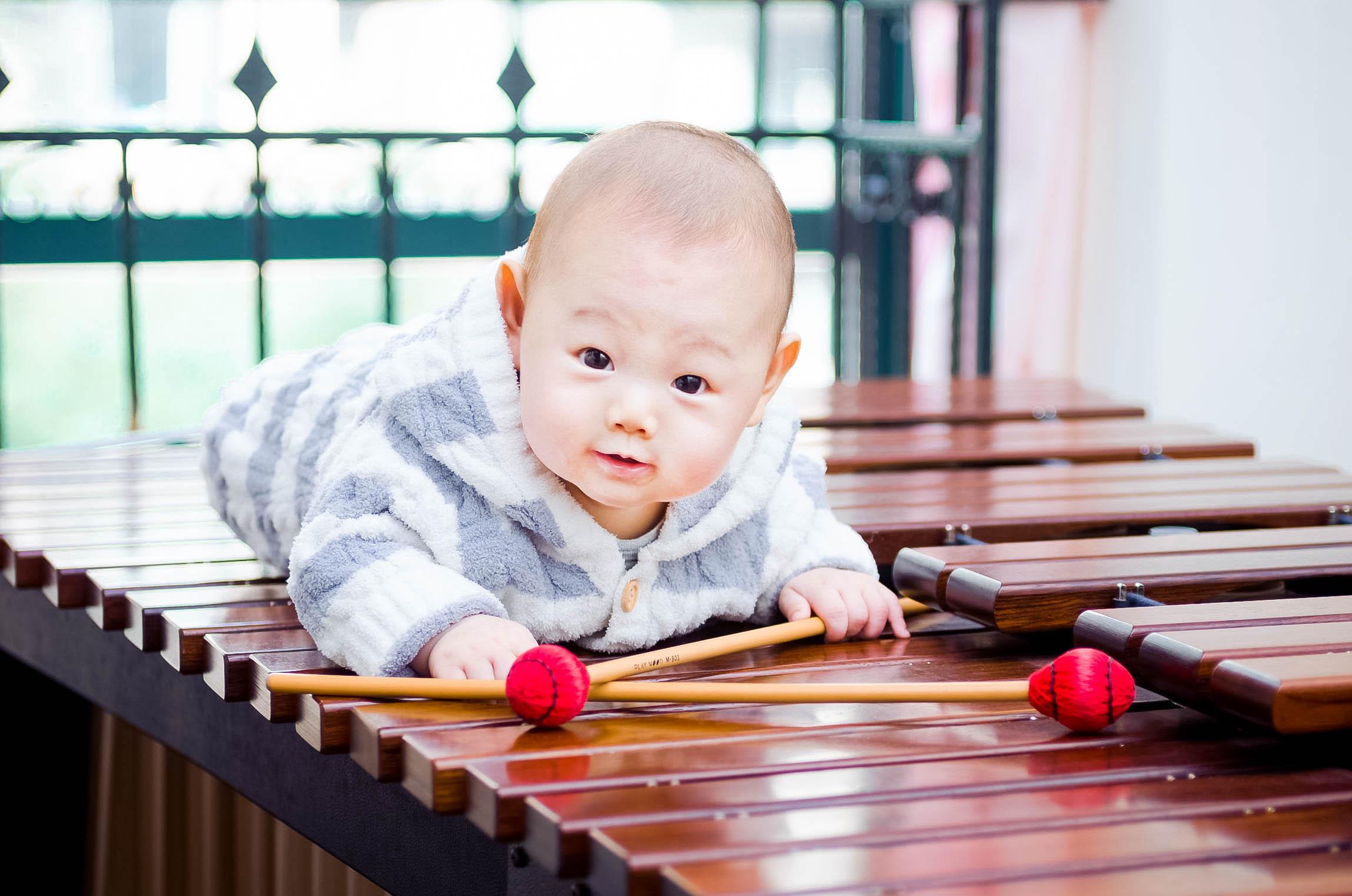 3一5岁亲子音乐培训