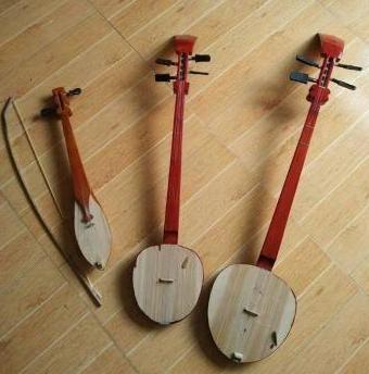牛腿琴的制作方法