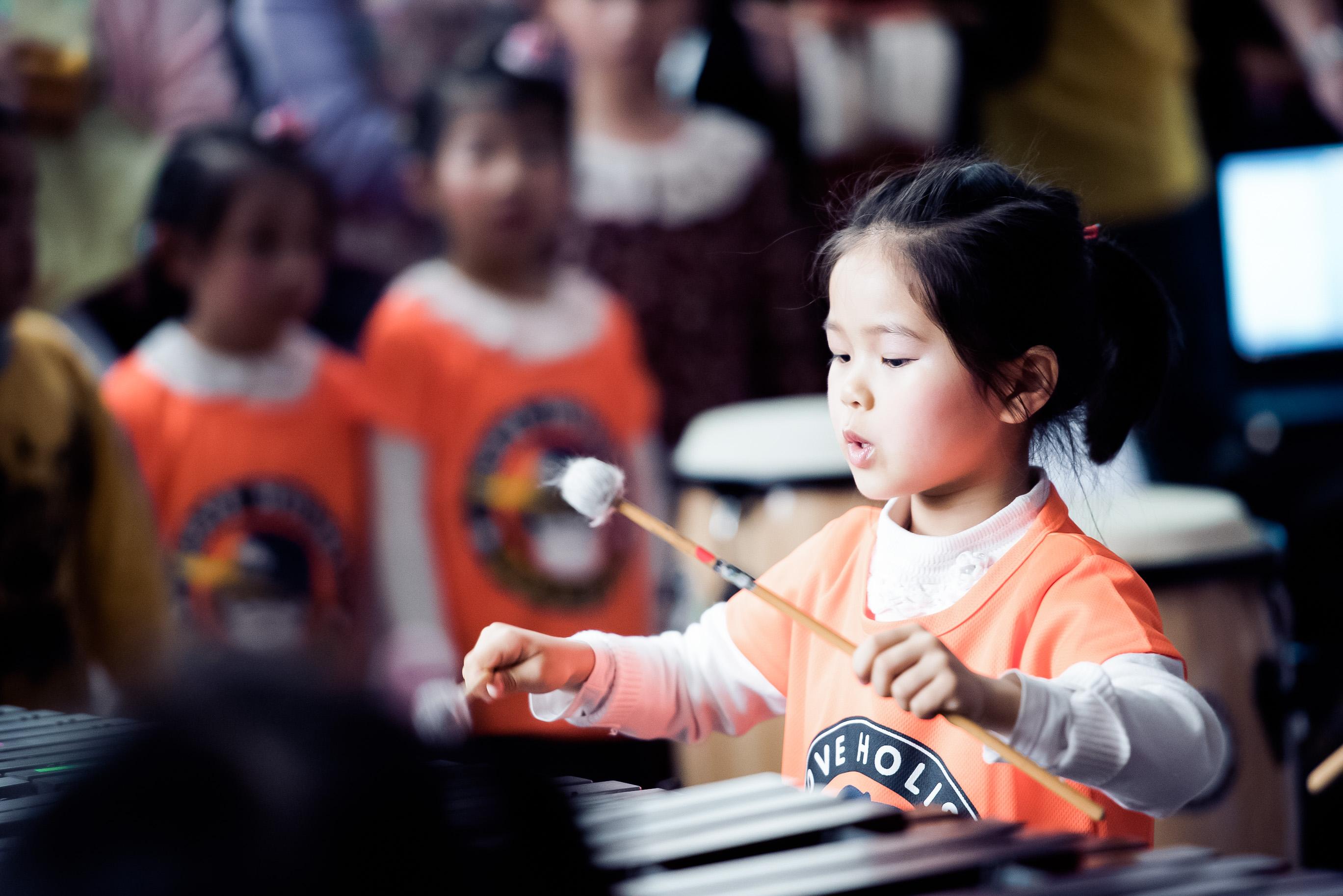 哪些打击乐器适合幼儿园