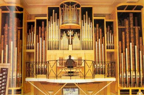 管风琴介绍