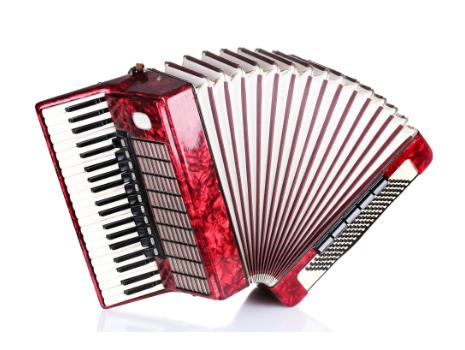手风琴常见的类型