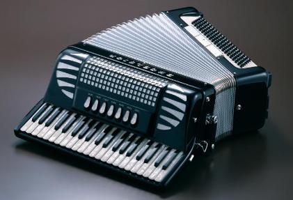 中国手风琴的发展