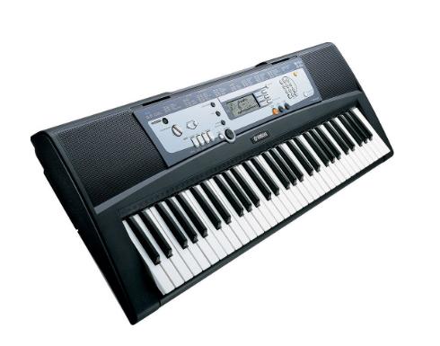 电子琴的工作原理