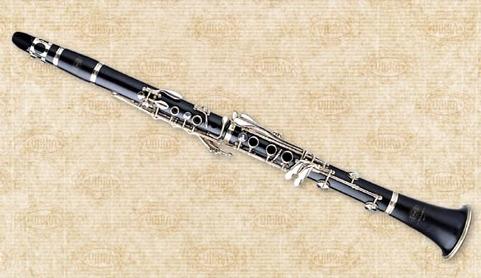 单簧管的构造