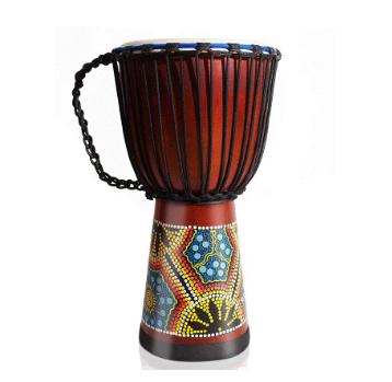 非洲鼓的节奏