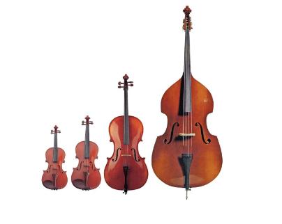 中提琴的规格