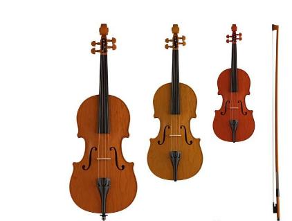 中提琴的演奏方法