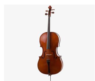 大提琴的分类