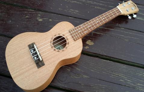 吉他的基本构造