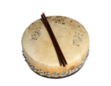 板鼓的演奏方式