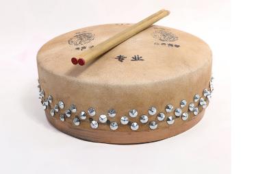 板鼓的演奏手法