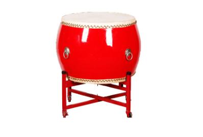 堂鼓的演奏方式