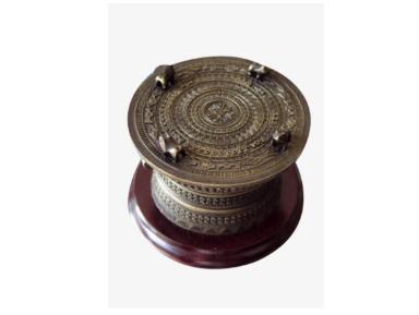 铜鼓的花纹及寓意