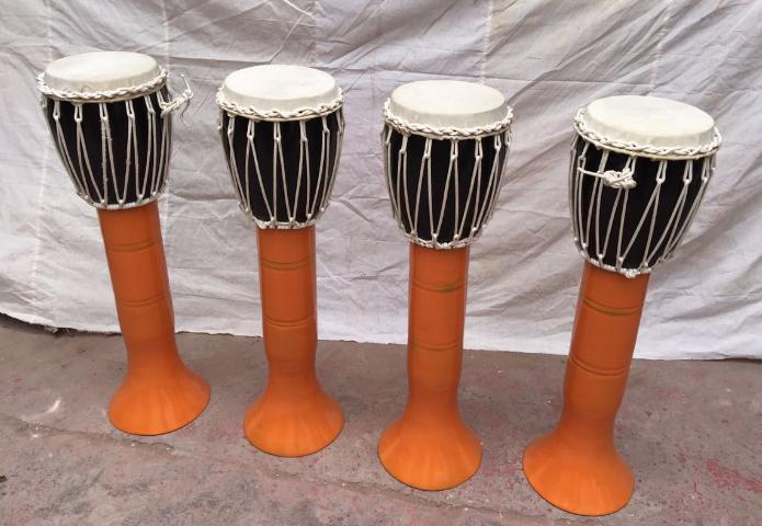蜂鼓的演奏方法